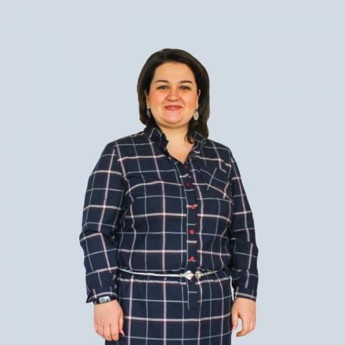 İmamverdiyeva Xumar Emil qızı